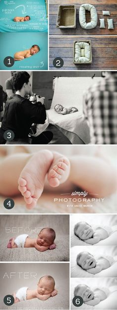 Amazing Newborn Photography Tips and Tricks
