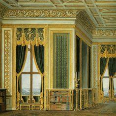 regency period interior | Regency Interiors