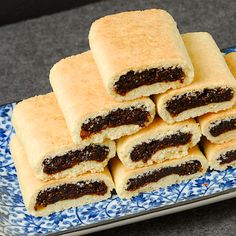 Homemade Fig Newtons - Oui, Chef