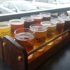 Maple Island Brewing Tours