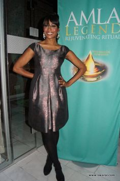 Optimum Haircare: AMLA Legend Launch w/ RHOAs Cynthia Bailey