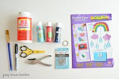 A couple things… I only tried this on the CLEAR Shrinky Dinks plastic. A couple things… I only tried this on the CLEAR Shrinky Dinks plastic. I'm assuming it would wo Easy Mother's Day Crafts, Mothers Day Crafts For Kids, Fathers Day Crafts, Crafts To Do, Diy For Kids, Gifts For Kids, Homemade Fathers Day Gifts, Diy Father's Day Gifts, Father's Day Diy