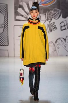 Tsumori Chisato Fall 2015 Ready-to-Wear - Collection - Gallery - Style.com