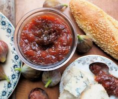 Lavender and Lovage   From the Autumn Preserves Pantry – Apple, Fig and Pear Chutney with Cardamom   http://www.lavenderandlovage.com (Not canned, but sounds delicious!)