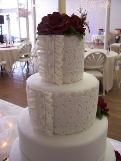 cake by RebeccaSutterby