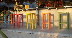Koh Lanta Ko Lanta, Single Chair, Stools, Thailand, Chairs, Holiday, Home Decor, Homemade Home Decor, Vacations