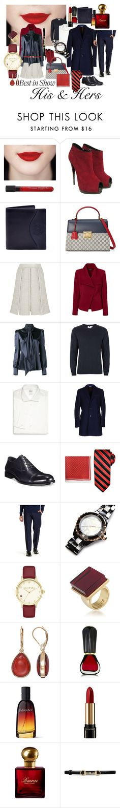 """My Beloved is Mine"" by bevrosette ❤ liked on Polyvore featuring Giuseppe Zanotti, Ghurka, Gucci, Proenza Schouler, Greylin, Yves Saint Laurent, Topman, Armani Collezioni, Manuel Ritz and Kenneth Cole"