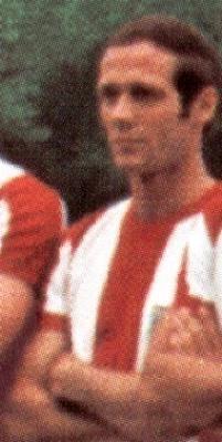 Erich Maas - Spieler bei 1. FC Saarbrücken u.a. deutscher Nationalspieler
