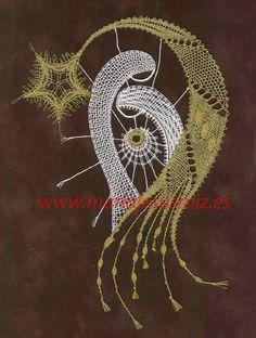 Bobbin Lace Patterns, Cross Stitch Patterns, Holiday Wallpaper, Lace Making, Irish Crochet, Diy And Crafts, Xmas, Embroidery, Handmade