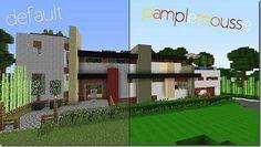 Minecraft 1.5.1 - Pamplemousse – Modern Design Texture pack 16x