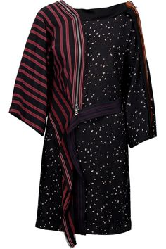 Shop on-sale 3.1 Phillip Lim Paneled printed silk crepe de chine dress. Browse other discount designer Dresses & more on The Most Fashionable Fashion Outlet, THE OUTNET.COM