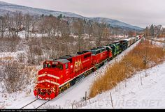 RailPictures.Net Photo: VTR 311 Vermont Rail System EMD GP40-2 at Wallingford, Vermont by Kevin Burkholder