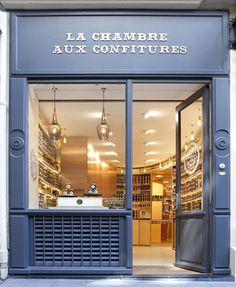 Boutique la chambre aux confitures- specialised shop in Jams