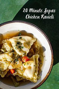 Sopas - Filipino chicken Soup