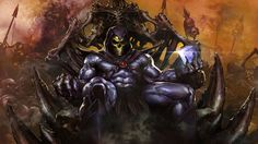 Masters of the Universe Wallpaper | Comics He-man And The Masters Of The Universe Hintergrund 1920 x 1080 ...