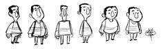 little guy sketches by LuigiL.deviantart.com on @deviantART