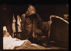 scene from The Phantom Carriage (1921)