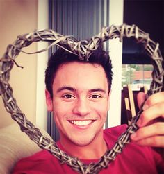 Happy Valentine's Tom Daley