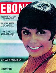 Ebony Magazine Cover 1963 | cover Ebony July 1968. The phoby MonetSleet Jr. is among Ebony ...