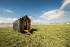 Tumbleweed Tiny House Company propose une large gamme de tiny houses depuis de...