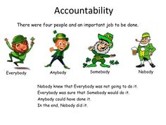 Hold Yourself Accountable For Your Daily Results