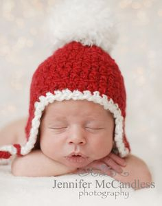 Jennifer McCandless Photography: Newborn Photography Christmas