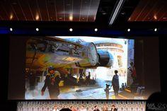 Star Wars Land – Details From Star Wars Celebration 2017