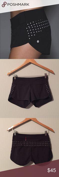 Selling this Lululemon speed shorts on Poshmark! My username is: lnation818. #shopmycloset #poshmark #fashion #shopping #style #forsale #lululemon athletica #Pants