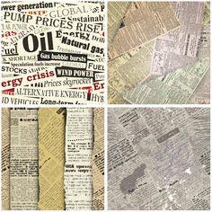 Newspaper backgrounds vector | Vector Design Art