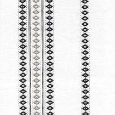 Tonic Living: Designer Fabric, Throw Pillows, Home Decor Striped Fabrics, White Fabrics, Rh Rugs, Dobby Weave, Black And White Fabric, Boho Designs, Drapery Fabric, Curtains, Textile Patterns