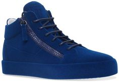 Giuseppe Zanotti The Unfinished Mid Top Sneakers Lv Shoes, Mode Shoes, Real Leather, Leather Shoes, Giuseppe Zanotti Sneakers, Leather Trainers, Luxury Beauty, Harrods, High Top Sneakers