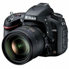 Nikon D600 DSLR Camera & Lens Kits! #holidaygifts #giftsforall #nikon #camera