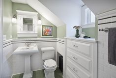 Bathroom dormer addition - Layout idea