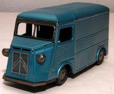 Blikken Citroën HY uit de 60-er jaren !! - Antiek | Speelgoed - Marktplaats.nl