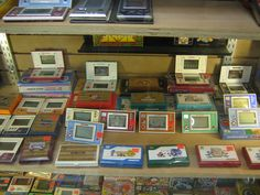 Nintendo Game & Watch collection.       Video Game Systems  Information.