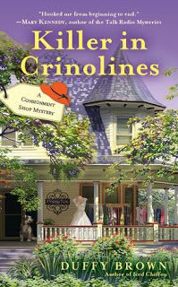 "My recent favorite books: 4/28/2016 -Review and Giveaway: ""Killer in Crinolines"" by Du..."