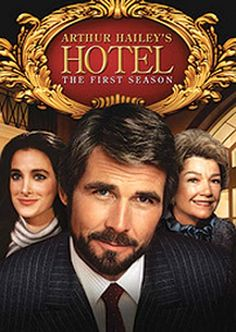 Hotel...w/James Brolin & Connie Seleca  I believe it started out with Bette Davis.