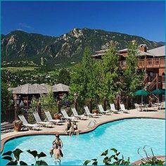Cheyenne Mountain Resort in Colorado Springs Colorado