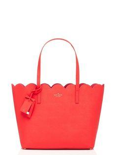 Kate Spade Scallop Bag