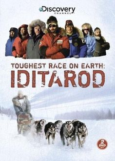 Iditarod: Toughest Race on Earth  Oh lookie - Lance is in the middle - YEAH!