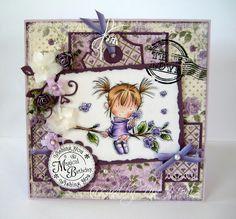 Nixe07 - Moni´s creative place: Sneak Peek ... Lili of the Valley *Blossom*