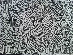 Keith Haring, et mexicano