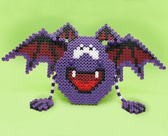 Halloween Fun Bat perler beads - Perler®