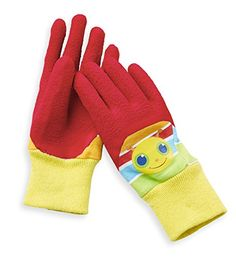 Melissa  Doug Giddy Buggy Good Gripping Gardening Gloves With EasyGrip Rubber on Palms -- Learn more by visiting the image link. Note:It is Affiliate Link to Amazon.