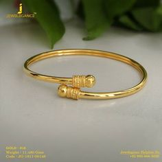 Behold your Gold…. Get In Touch With us on Plain Gold Bangles, Gold Bangles Design, Gold Jewellery Design, Gold Bracelets, Diamond Necklaces, Gold Necklaces, Indian Gold Bangles, Gold Bangle Bracelet, Gold Jewelry Simple