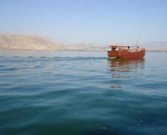 Cristianismo e Espiritualidade: Terra Santa : Mar da Galiléia - Basílica da Anunci...