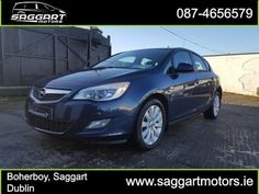 Opel Astra S 1.7cdti 110PS 5DRDRIVE AWAY TODAY FOR ONLY €68 A WEEK FOR 3 YEARS!100% FINANCE AVAILABLE!Saggart Motors proud to present another quality used car. Lovely Opel Astra will be a cheap run around!New clutch and flywheel also brake discs and pads Perfect city car low on fuel and cheap to tax only €200 per year!NCT till july 2017 very well kept inside and out. Will be sold with WARRANTY!All trade ins welcome, please visit our website www. saggartmotors. ie to view all of our stock…