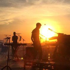 Bastille at Lollapalooza Argentina 2015