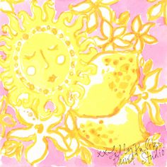 Sunshine is our main squeeze #lilly5x5