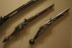 Wheellock pistols | Flickr - Photo Sharing!